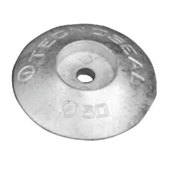 Magnesium roerblad anode 50mm  TS-F