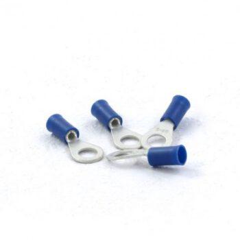 Ringstekker blauw 8.4mm 100 stuks DL.GR018076.D