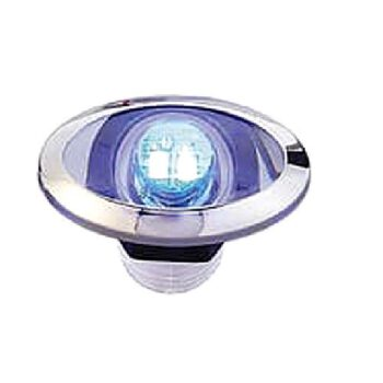 LED courtesylight-orientatieverlichting blauw ovaal  AAA.021
