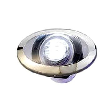 LED Courtesylight orientatieverlichting wit ovaal  AAA.E