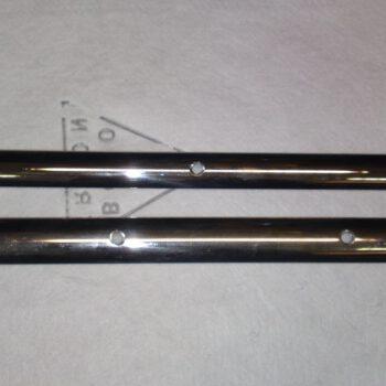 RVS Strip hol/stootlijst