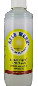 Gele Merk Groffe cleaner 500ml dl 001009 B