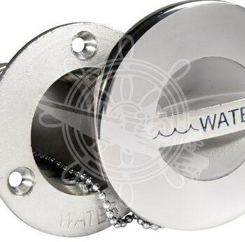 RVS dekvuldop water 38mm OSC20.866.23.C