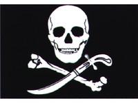 Piratenvlag 30x45cm LT.27.605.008.C