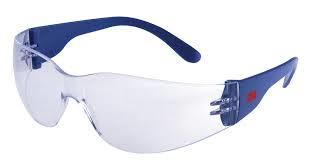 3M veiligheidsbril helder glas 2720C VDF.D