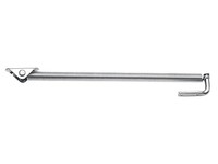 Luikveer- luikuitzetter RVS 220mm OSC.38.421.65.C