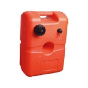Brandstoftank met inhoudsmeter 22 liter LAL.44804.B