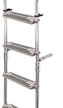 Klappbare Leiter