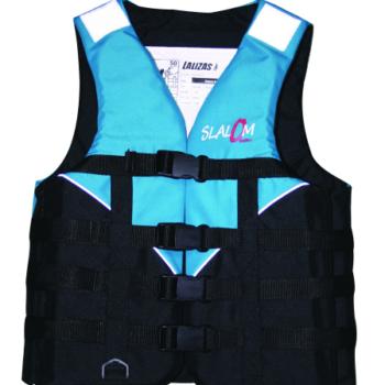 Slalom Vest blauw-zwart 70-90kg  MD.71066.B.