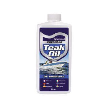 Attwood premium teak olie 500ml LT-B