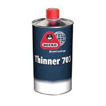 Boero thinner-verdunner 703  500ml  VDF-A