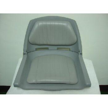 Bootstoel-klapstoel met kussens grijs   EA.c12507-g.D
