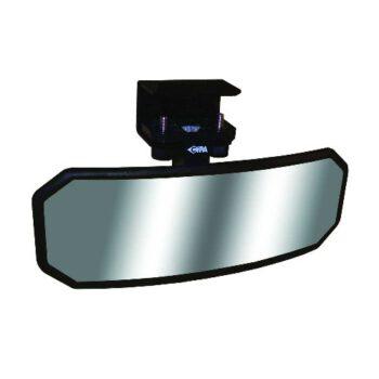 CIPA wide angle skispiegel met klembeugel  C.11119black-D