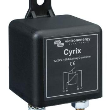 Cyrix-ct 12-24V-120A Scheidingsrelais DJ.cirix.A