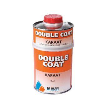 De Ijssel double coat karaat teak 750ml .C