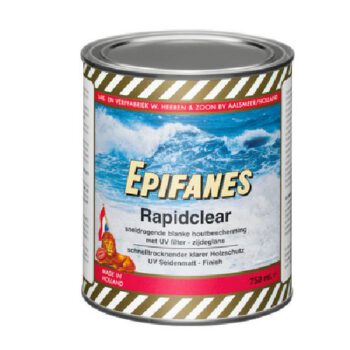 epifanes rapid clear 750 ml A.