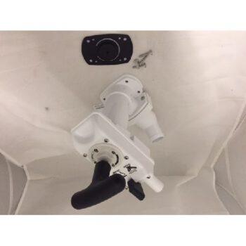 Complete handpomp voor onderwatertoilet  MD.11535.D
