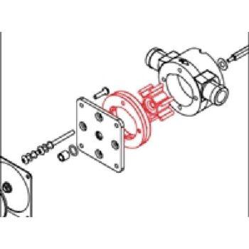 Impeller tbv electrisch toilet TE.00307355.D.