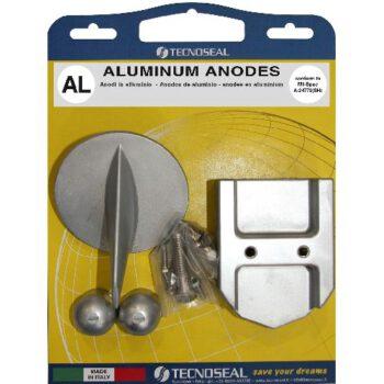 Aluminium anode pack Alpha I Gen I   CN-A