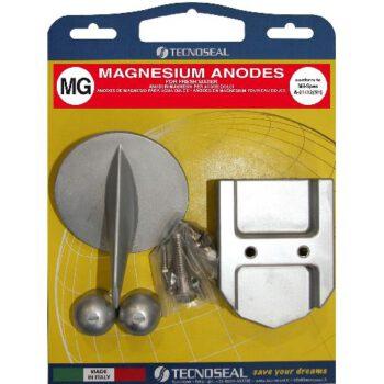 Magnesium anode pack Alpha I Gen I   CN-A