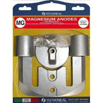 Magnesium anode pack Bravo II en III    CN-A