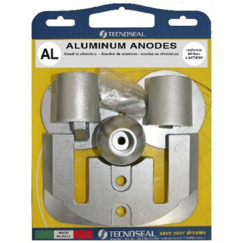 Aluminium anode pack Bravo III (2004)   CN-A