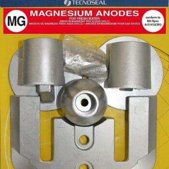 Magnesium anode pack Bravo III (2004)    CN-E