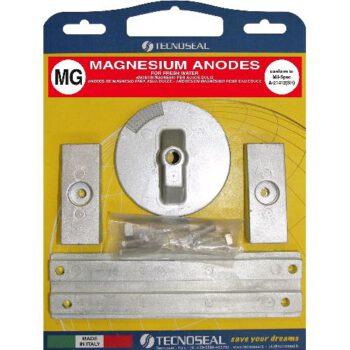 Magnesium anode pack volvo 290 dual prop CN-E