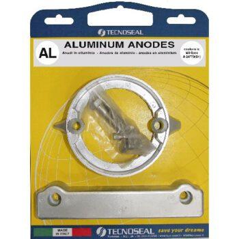 Aluminium anode pack volvo 280 dual prop CN-E