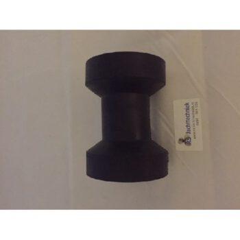 Trailerrol-zijrol 290mm rubber asgat 16mm EA.C11210.E.