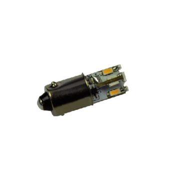 Ledlamp BA9s enkelpolig kleine fitting 10-30volt LT.14340530