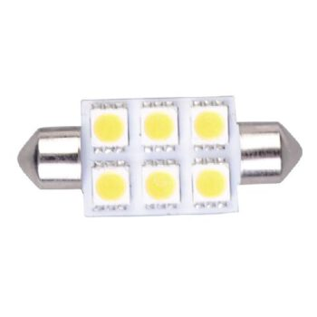 Led buislamp 42mm 10-30volt LT.14340522.C