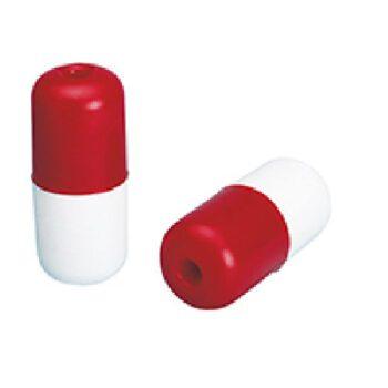 Lijndrijver-drijver voor waterskilijn wit-rood 60x140mm MD16