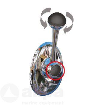 Losse drukknop voor CH2850 en 2800 bediening ALLP.065899.A