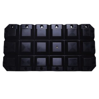 Multifender zwart LT79.411.027.A