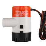 Seaflo bilgepomp 12 volt 1100GPH 4180 liter  SF-E