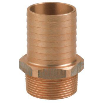 Slangtule brons 1½ x 38 mm DG53273838/B.D