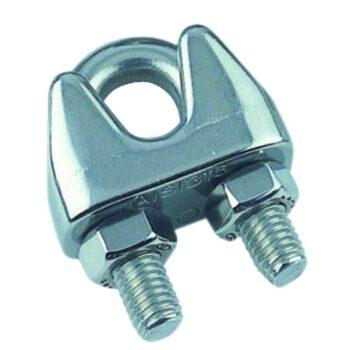 RVS Staaldraadklem 5mm  MS.SB8248405-K1-B