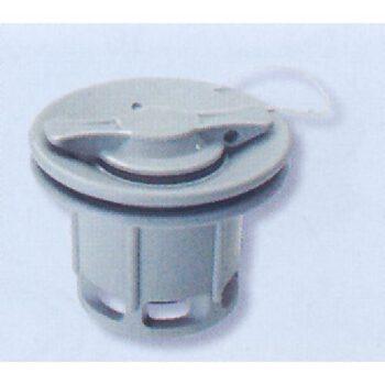 Standaard ventiel voor opblaasboot grijs MD.98966.D