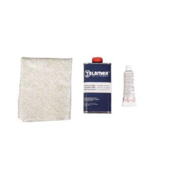 Talamex Polyester reparatieset 300gram LT.45729100.B