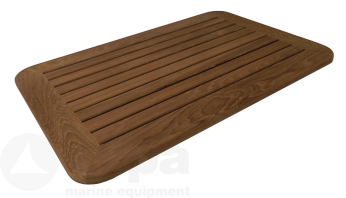 Allpa massief teak tafelblad 550x800mm ALLP-