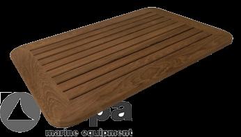 Allpa massief teak tafelblad 550x800mm ALLP-