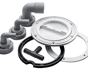 Aansluitkit voor vetus drinkwater tanks VE.WTKIT.B