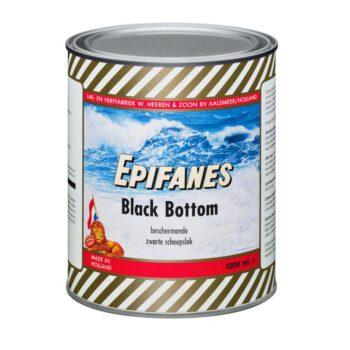 Epifanes black bottom 1 liter EPI.A