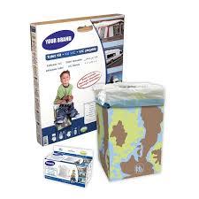 Carebag toilet kit. met opvouwbaar toilet CC.9829183.Q