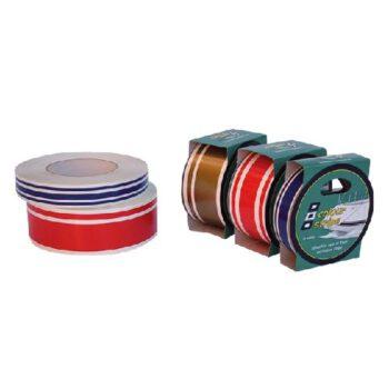 Colourstripes 19mm grijs LT.B