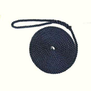 Landvast met oogslpits 10mm lengte 10meter oog30cm STR-