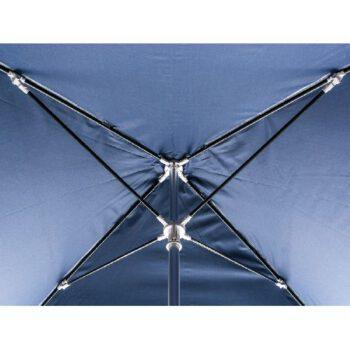 Biminiparasol 200x200cm wit  XL-A
