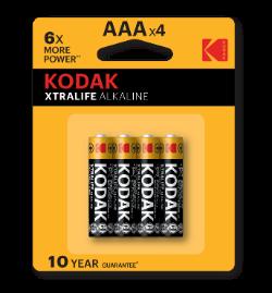 Kodak XTRALIFE Alkaline - AAA