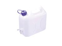 Jerrycan (water) met kraan 10 Liter LT.81.201.210.C